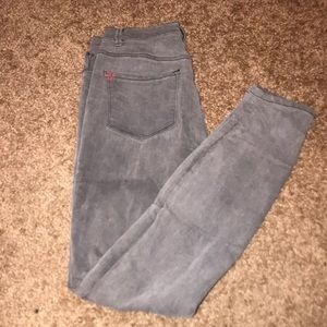 Urban Outfitters Grey High Rise Jeans